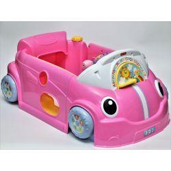 Машина розовая Crawl Around Car. Fisher Price.