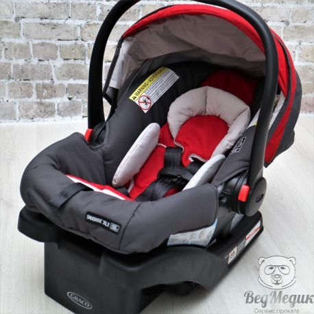 Детское автокресло SnugRide® Click Connect™ 35 Infant Car Seat Graco