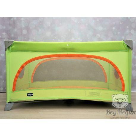 Кровать-манеж Chicco прокат в Днепре