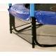 Батут Hudora 140 см с защитной сеткой