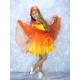 Детский карнавальный костюм (платье) «Осенняя фея»