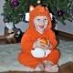Детский карнавальный костюм «Лисенок»