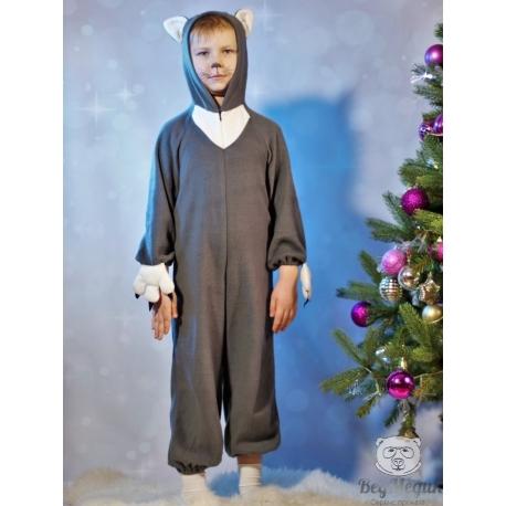 Детский карнавальный костюм «Кот Котофей»