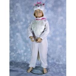 Детский карнавальный костюм «Кошечка»