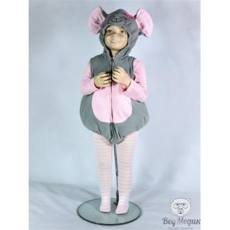 Детский карнавальный костюм «Мышонок»