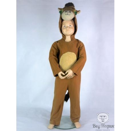 Детский карнавальный костюм «Верблюд»