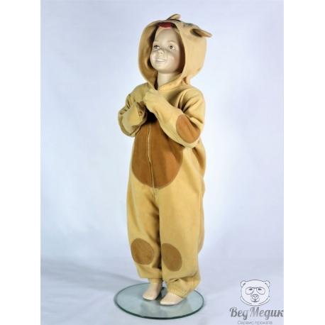 Детский карнавальный костюм «Собачка»