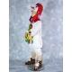 Детский карнавальный костюм «Снеговик»