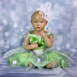 """Детское нарядное платье """"Весенняя фея"""""""