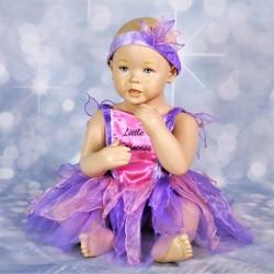 """Детское нарядное платье """"Маленькая принцесса"""""""