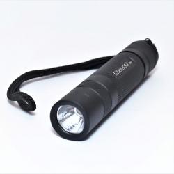 Компактный ультрафиолетовый фонарик Convoy S2+, UV 365nm