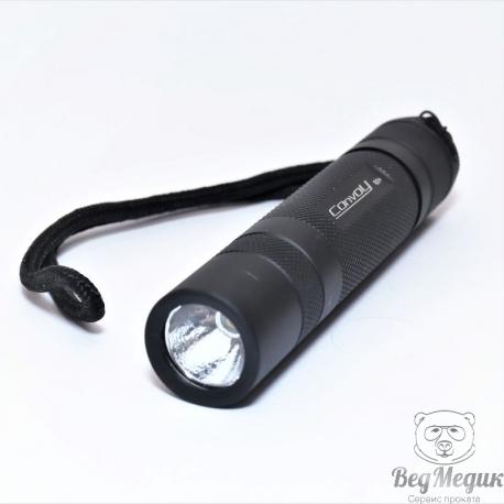 Ультрафиолетовый фонарик Convoy S2+, UV 365nm