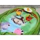 Детский игровой коврик для путешествий